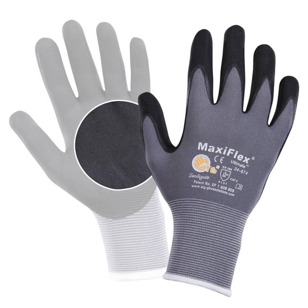 9 Handschuh MaxiFlex Endurance Gr Airsoft