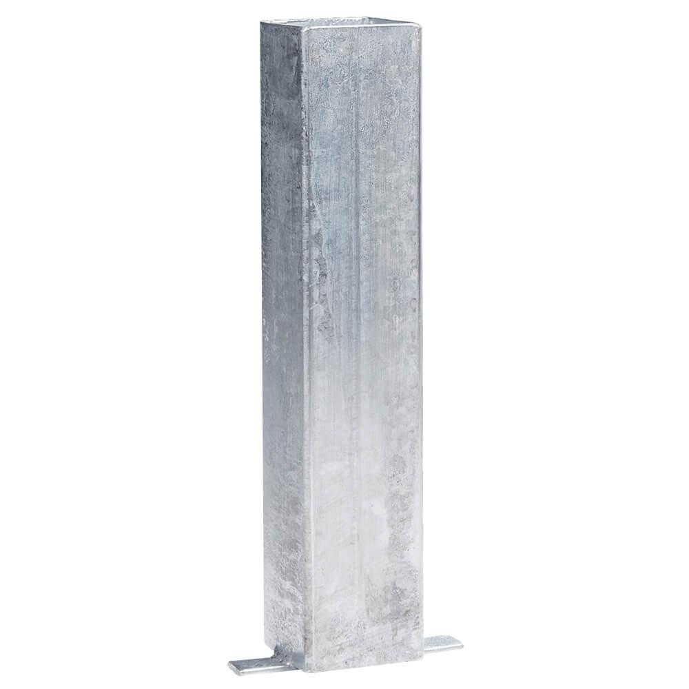 Bodenhulse Fur Vierkantrohrpfosten Aus Stahl Zum Herausnehmen O 7 Cm