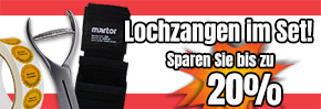 Lochzangen Angebot