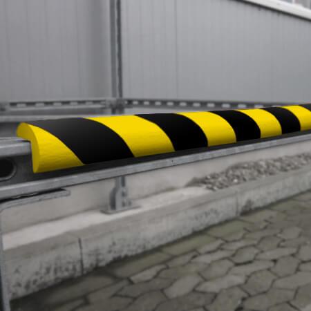 Rammschutz aus Stahl