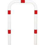 Rammschutzbügel, 115cm hoch über Flur, 30 cm breit