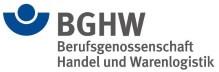 Berufsgenossenschaft für Handel und Warenlogistik (BGHW) - Logo